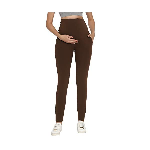 Wobbly Walk Comfy Maternity Wear Joggers Pants Online India
