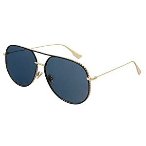 Dior DIOR BY DIOR GOLD/BLUE 60/13/145 women Sunglasses