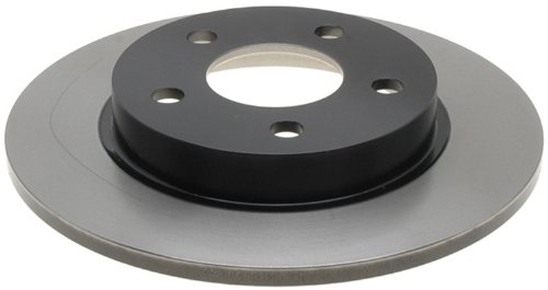 ACDelco 18A953 Professional Rear Disc Brake Rotor Assembly