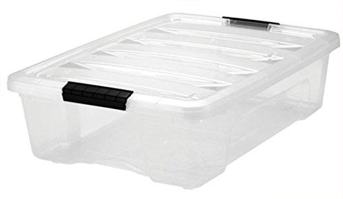 Stack N Pull Gal Toy Box [Set of 2] Size: 6.7 Gallon -  IRIS, 100350