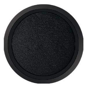 2-1/16 Inch Black Gauge Hole Cover Blank for - Dash Gauge Insert