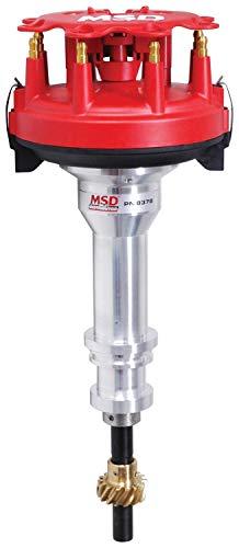 MSD 8378 Billet Crank Trigger Distributor