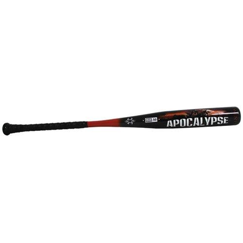 Akadema X10RIVET Xtension Catapult Adult Baseball Bat - One Color 34 ()