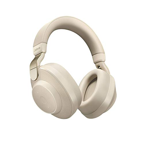 Jabra Elite 85h Over Ear Headphones with ANC and SmartSound Technology, Alexa Enabled