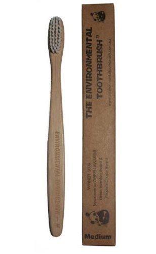 Cepillo de dientes Enviromental, ambiental/T, tamaño mediano, 12 unidades: Amazon.es: Salud y cuidado personal