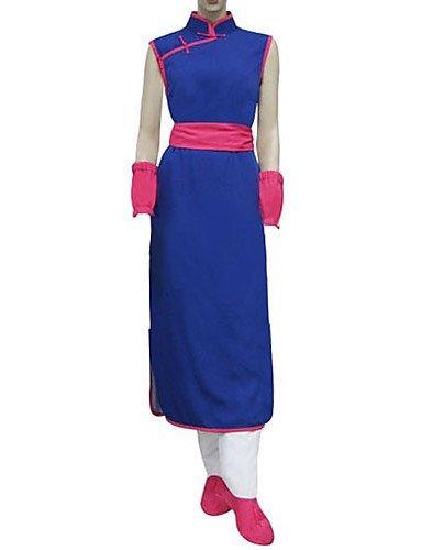 Cosplay Costume Inspired by Dragon Ball Chi Chi , female (Chichi Costume)