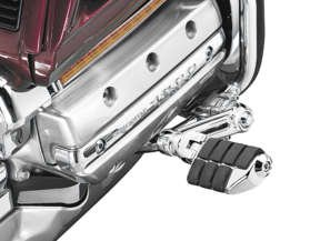 Kuryakyn Ergo Cruise Mounts with Dually ISO Pegs for Honda 1997-2001 GL1500, Va - One Size ()