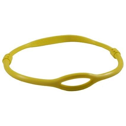 Scuba elección de Buceo Submarinismo regulador de Silicona Collar, Amarillo Aqua Edge SCMH-04-YL