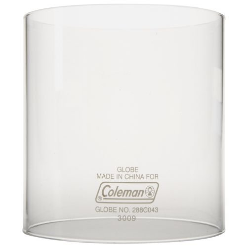 Coleman Straight Clear Replacement Globe ()