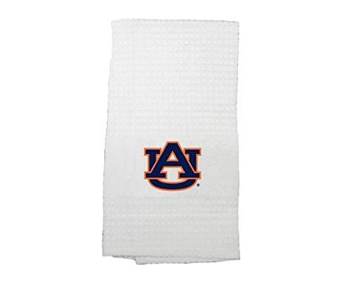 Jenkins Enterprises Auburn Tigers Waffle Kitchen - Tigers Auburn Embroidered Towel
