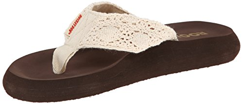 Rocket Dog Mujeres De spotlightcr Flip Flop Natural
