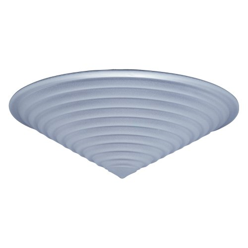 PLC Lighting 2519 WH 1 Ceiling Light Valencia Collection by PLC Lighting