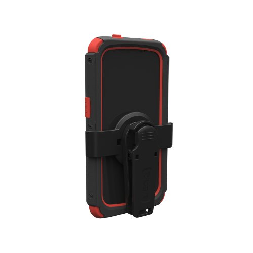 Trident Kraken AMS for HTC AMAZE 4G - Retail Packaging - Red