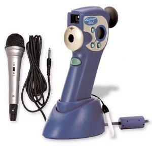 Blue Video Camera