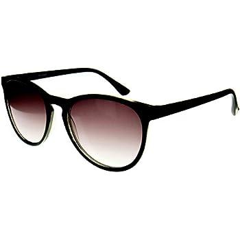 1634cef5ef Aloha Eyewear Tek Spex 9002 Unisex Progressive No-Line Bifocal Reader  Sunglasses (Black +3.00)