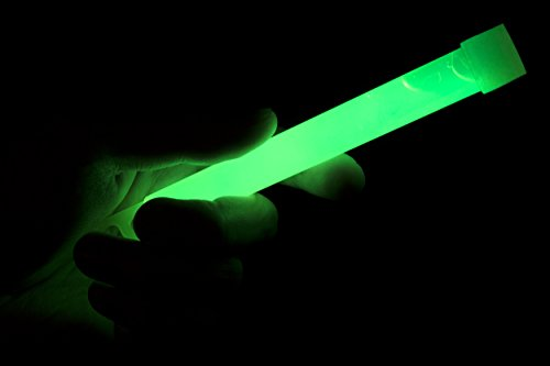"Wealers 12 Pack Light Sticks 6"" Inch, Ultra Bright Glow In The Dark Stick with Up To 24 Hour Duration, For Emergency's, Camping, Party's"