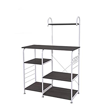 Image of Xisheep Multifunctional Kitchen Rack Microwave Oven Floor Shelf Storage Storage Cupboard Home and Kitchen