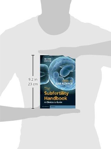 The Subfertility Handbook: A Clinician's Guide (Cambridge Medicine (Paperback))