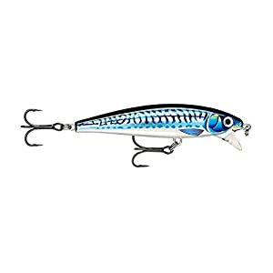 Rapala X-Rap Magnum Cast Lure with Two No 2 Hooks, 1.2-1.5 m Swimming Depth