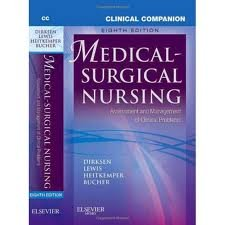 Clinical Companion to Medical-Surgical Nursing: Assessment and Management of Clinical Problems 8th (egith) edition pdf epub