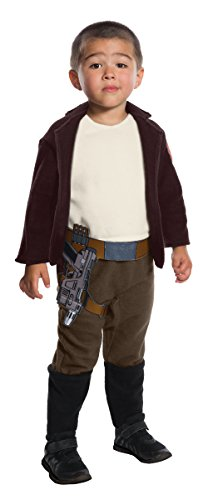 Jedi Costume Toddler (Rubie's Star Wars Episode VIII: The Last Jedi, Child's Poe Dameron Costume, Toddler,)