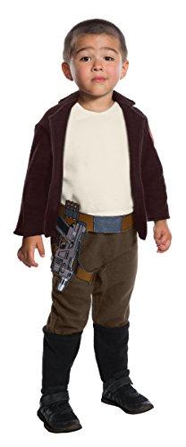 Rubie's Star Wars Episode VIII: The Last Jedi, Child's Poe Dameron Costume, Toddler, Toddler -