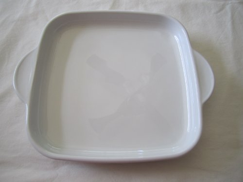 Corning Ware Microwave Plus Square Browning Grill MW-85 (Browning Plates)