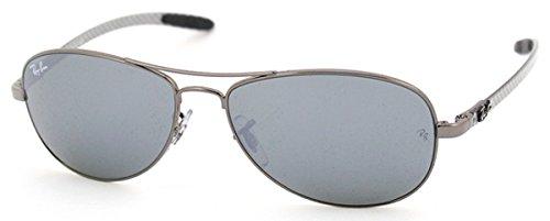 Ray Ban Gafas de sol RB8301 Tech Carbon Fibre - 004/N8: Caña de ...