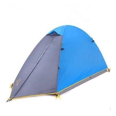 extérieur simple tentes double Storm contre le vent de transport légèrement ouvert professionnel Camping tentes