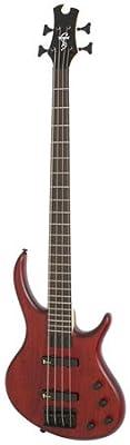 "Epiphone ""Toby"" Standard-IV 4 String Electric Bass Guitar,Walnut Satin"