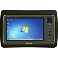 Trimble Yuma 2 C Net-tablet PC - 7 - Wireless LAN - Intel Atom N2600 1.60 GHz - Gray, Yellow - 4 GB RAM - 64 GB SSD - Windows 7 Professional - Slate - 1024 x 600 Multi-touch Screen Display - Bluetooth - T7146L-YBS-00