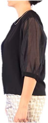 Peserico Camicia Donna Nero SO65826086A