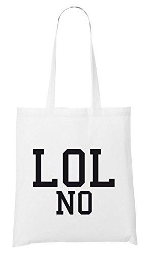 LOL White No Bag No LOL PvqUzwn11