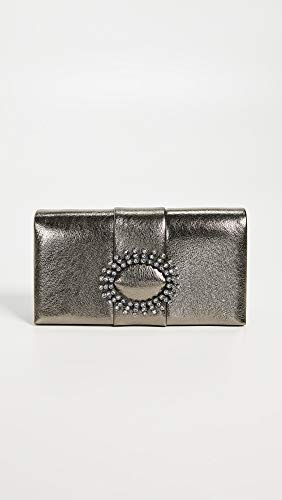 Pewter Christopher Clutch Inge Sara Women's xpwxOZ