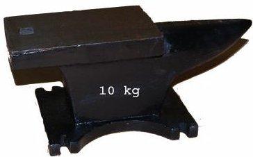Mannesmann enclume 10 kg, M 710– 10 M 710-10 Brüder Mannesmann M  710-10