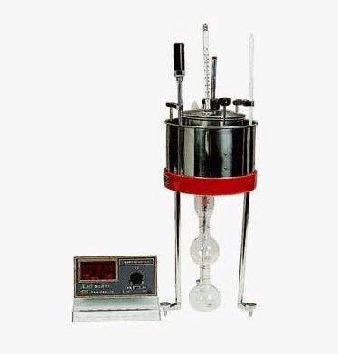 Viscosímetro Engler WNE-1C (Digital)