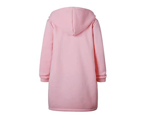 ete zipp Vintage Simple Femme Grande Taille Courte Tops Automne Chic Warm TBBOdwvxq