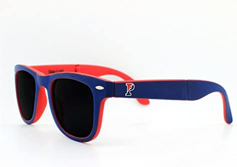 NCAA Game Day Sunglasses - Fully Folding with Microfiber Pouch