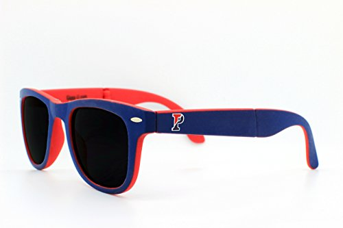 NCAA UPENN Game Day Sunglasses with Microfiber Carrying Case/Pouch - Fully - Sunglasses Hottest