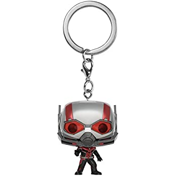 ANT-MAN Funko POP Keychain MARVEL PORTACHIAVI ANT-MAN /& THE WASP