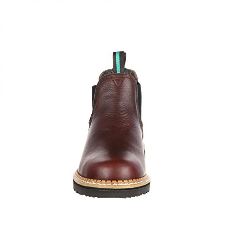 FB Fashion Boots Georgia Boot GR500 M Giant Waterproof Romeo Brown/Herren Stiefelette Braun/Work Boots/Wasserdichter Chelsea Boot Brown (Weite M)