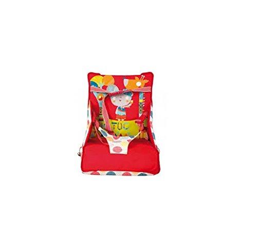 Tuc Tuc BaobabChaise haute portable Rouge 3580