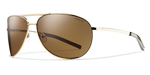 Smith Sport Optics Serpico Sunglasses , Color: Gold - Optics Sunglasses Serpico Smith