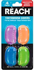 Toothbrush Cover, 4 Pack ()