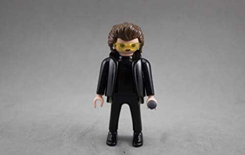 Click playmobil customizado Bono - U2