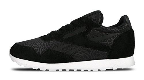 Reebok Nero Black Sneaker Paris Runner Gallery Donna Ii TTqZrw1