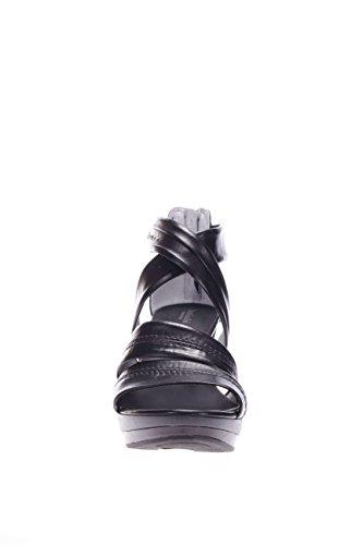 con para negro Nero mujer tacón cm nbsp;– nbsp;Sandalia Giardini plataforma 9 xqggnaPXwC