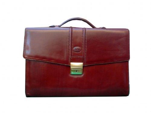 Ceancarel - Bolsa de viaje  marrón leonado Dimensions (en cm): Longueur: 37,5; Hauteur: 25; Epaisseur: 5