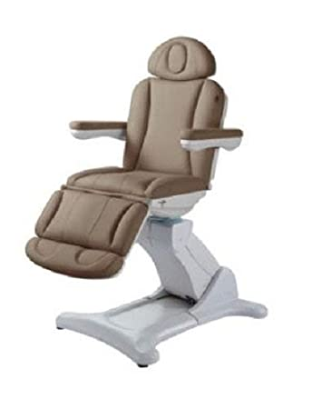 Phenomenal Radi Fully Electric 4 Motor Treatment Chair With 240 Degree Bed Rotation Extendable Footrest Bralicious Painted Fabric Chair Ideas Braliciousco
