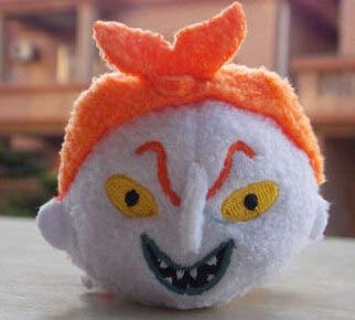 BoldType S-T s um The Nightmare Before Christmas Jack Sally Tsum Tsum Mini Plush Toy Collection 1 PCs